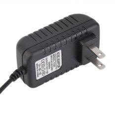 CCTV Adapter Output DC 12V 2A สำหรับกล้องวงจรปิด (Black)