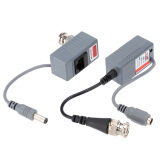 ทบทวน Cctv Camera Video Balun Transceiver Bnc Utp Rj45 Video And Power Over Cat5 5E 6 Cable Intl