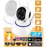 ซื้อ กล้องวงจรปิด Hd 960P Wifi Wirless Ip Camera 1 4 Megepixel 3 เสา ฟรีอะแดปเตอร์ ฟรี App Liveyes ออนไลน์