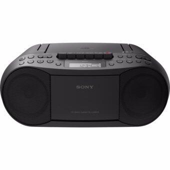 เครื่องเล่นวิทยุ CD เทป Sony รุ่น CFD-S70 รับประกันศูนย์โซนี่ไทย 1 ปี