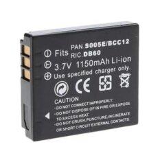 ราคา แบตเตอรี่กล้อง รหัสCga S005E Bcc12แบตกล้องพานาโซนิคPanasonic Lumix Lx Fx Series Cameras Replacement Battery For Panasonic เป็นต้นฉบับ