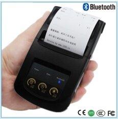 ส่วนลด Chanee Mobile Printer เครื่องพิมพ์ใบเสร็จแบบพกพา ผ่าน Bluetooth หรือ Usb สั่งพิมพ์โดยมือถือ Unbranded Generic