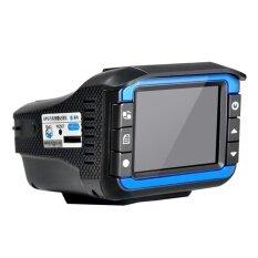 ขาย Cheer 2 In 1 Car Dvr Recorder Radar Speed Detector Night Vision Radar Detection Black Blue Intl Unbranded Generic ออนไลน์