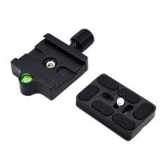 ซื้อ Cheer Professional Kz 20 Camera Tripod Monopod Quick Release Clamp Adapter Plate Black Intl Unbranded Generic ถูก