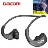 ขาย China Brand Headphone Dacom Armor G06 Bluetooth V4 1 Wireless Earphone Ipx5 Waterproof Sports Headset Anti Sweat Ear Hook Running Headphone With Mic Intl ออนไลน์ จีน