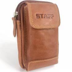 ขาย Chinatown Leather กระเป๋ามือถือหนังแท้ซิปเดี่ยวฝา Iphone 6 7 พลัส สีแทน Staff ถูก ใน กรุงเทพมหานคร