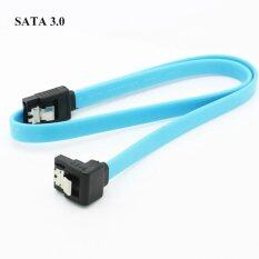 Chow Super Speed Sata 3.0 Iii Sata3 Hard Disk Drive Cable 45cm(สีฟ้า) By Chow.