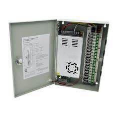 ชุดจ่ายไฟ กล้องวงจรปิด Power Supply cctv 18 Channel 12V30A