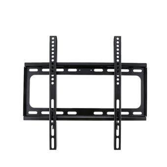 ชุดขาแขวนทีวี LCD LED ขนาด 26-55(ติดผนัง แบบฟิกซ์) (สีดำ)