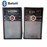 ซื้อ ชุดลำโพงขยายเสียง2 บลูทูธ 10 นิ้ว 500วัตต์ Mp3 Fm Usb Sd Card Echo Karaoke Bluetooth รุ่น Skg Av 361Pa1 Bt Nke Audio