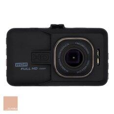 CK MOBILE กล้องติดรถยนต์ FULL HD 1080 รุ่น Q6 WDR เลนส์มุมกว้าง 170 องศา