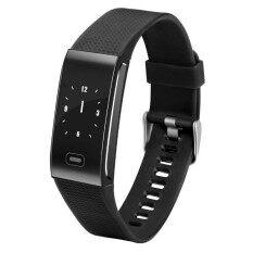 ขาย Ck18 Wristband Blood Pressure Heart Rate Ecg Monitoring Bluetooth Smart Watch Pedometer Ip67 Water Proof Fitness Tracker For Android And Ios Phone Intl ถูก