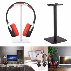 ขาย Classic Headphone Stand Fashion Display For Headphones Headset Bracket Black Intl จีน