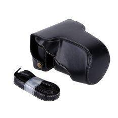 ขาย กล้องกระเป๋าเคสคลาสสิกหนัง Pu ป้องกันกระเป๋าด้วยไหล่รัดสำหรับที่na1 A2 เล็ก X Fuji Fujifilm X A3 ลัด X หมู่ 1 Unbranded Generic ออนไลน์
