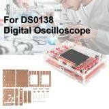 โปรโมชั่น Clear Acrylic Case Shell Housing For Dso138 2 4 Tft Digital Oscilloscope Te640 Intl Xcsource ใหม่ล่าสุด
