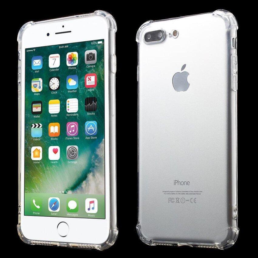ล้างหล่นทีพียูสำหรับ iPhone 7 พลัส 5.5 นิ้ว-โปร่งใส