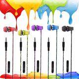 ขาย Coco หูฟังสเตอริโอ In Ear Earbud Ex Series Headphones Earphones (Black) ใน ไทย