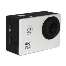 โปรโมชั่น กล้องกีฬา Coco Sports Action Camera Hd 4K Cc6000 1080P Wifi Tachograph Car Camera ถูก