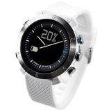 ราคา Cogito Classic Smart Bluetooth Connected Watch For Smartphones Retail Packaging White Alpine Intl ใหม่