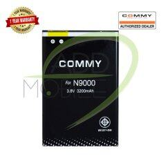 ขาย Commy แบตเตอรี่ Samsung Galaxy Note3 N900 Note3 Lte N9005 ผู้ค้าส่ง