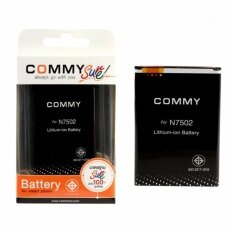 ขาย Commy Battery For Samsung Galaxy Note 3 Neo Duos 2800 Mah N7502 ผู้ค้าส่ง