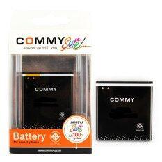 ซื้อ Commy Battery For Samsung Galaxy Note2 3100Mah N7100 ใน ไทย