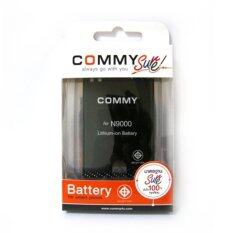Commy แบตเตอรี่ Samsung Galaxy Note3 N9000 เป็นต้นฉบับ