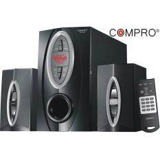 ซื้อ Compro Co 5000 ลำโพงซับวูฟเฟอร์ บลูทูธ ออนไลน์