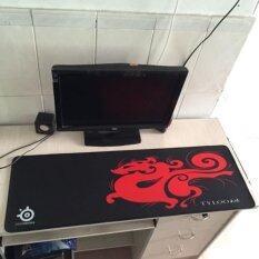 ราคา ใหญ่ Xl ควบคุมขนาด 900 X 300มม X 3มม Tyloo Steelseries Qck เบาะเสื่อตัวเกม จีน