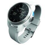 ทบทวน Cookoo นาฬิกาข้อมือ Watch Silver White