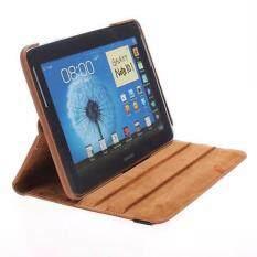 Cool case เคสโน๊ต 10.1 Samsung Galaxy Note 10.1 360 Style (N8000) - Brown