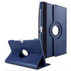 "Cool case เคสโน๊ต 10.1"" Samsung Galaxy Note 10.1"" 360 Style (N8000) - Navy Blue"