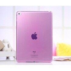 Cool Case เคสนิ่ม iPad Mini 4 ฝาหลังใสสีชมพู ไอแพดมินิ 4 Clear TPU Soft Case - Pink
