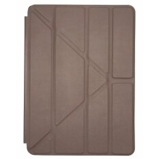 "Cool case New iPad 9.7"" (2017/2018) Smart Y Dark Brown Case  เคสนิวไอแพด"