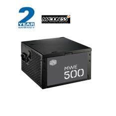 COOLER MASTER MWE500 500 WATT 80+ ACTIVE PFC POWER SUPPLY MPW-5002-ACABW -2 YEARS(BY MADD NESS)