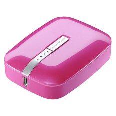 ซื้อ แบตเตอรี่ Cooler Master Power Fort 5600 Mah With Touch Pen Pink Cooler Master ถูก