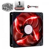 ขาย Cooler Master Sickleflow 120 Sleeve Bearing 120Mm Red Led Silent Fan For Computer Cases Cpu Coolers And Radiators 1 Year By Strek Cooler Master ถูก