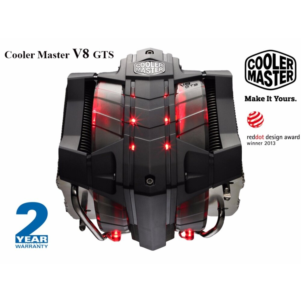 Cooler Master V8 GTS CPU Air Cooler