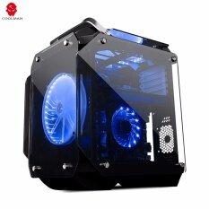 ราคา Tsunami Coolman Gorilla Super Atx Best Aero Cooling Solution Gaming Computer Case Kb ใหม่ล่าสุด