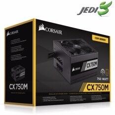 ราคา Corsair Cx750M 750 Watt 80 Plus® Bronze Certified Modular Atx Psu ใน ไทย