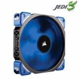 ซื้อ Corsair Ml140 Pro Led Blue 140Mm Premium Magnetic Levitation Fan