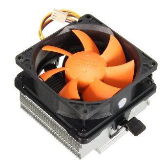 Review CPU พัดลมเงียบเย็นฮีทซิงค์สำหรับ Intel GA775 LGA1156X LGA1155 AMD AM2/2 + AM3-นานาชาติ ซื้อที่ไหน - มีเพียง ฿164.93