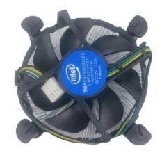 ราคา พัดลม พร้อม ซิงค์ระบายความร้อน Cpu ยี่ห้อ Intel Socket 1151 Intel