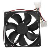 ราคา Cpu Ventilateur Radiateur Pc Ordinateur 120Mm 4 Pins 12V Silenxieux Cooling Fan Unbranded Generic ใหม่