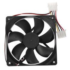 ราคา Cpu Ventilateur Radiateur Pc Ordinateur 120Mm 4 Pins 12V Silenxieux Cooling Fan จีน