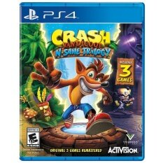 Crash Bandicoot N Sane Trilogy [PS4] [Z3] [ENG]