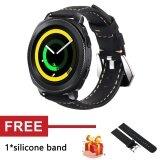 ขาย Crazy Horse Soft Genuine Leather Strap Band For Gear Sport Sm R600 Watch Intl ถูก สมุทรปราการ