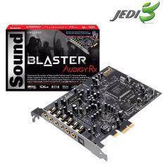 CREATIVE SOUND BLASTER AUDIGY RX The Optimal Recording Solution for PCIe Platforms