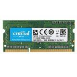 ส่วนลด Crucial 4Gb Ddr3 1600Mhz Pc3 12800 1 35V Cl11 204 Pin Sodimm Notebook Laptop Memory Ram Ct51264Bf160B ฮ่องกง