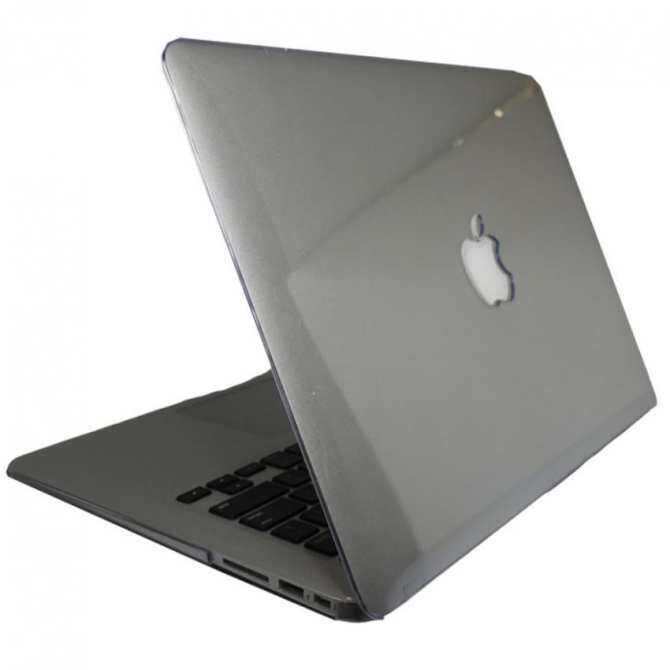 """Crystal Hard Plastic Protective Cover Case for Apple 13"""" (13.3"""" ) MacBook Air"""